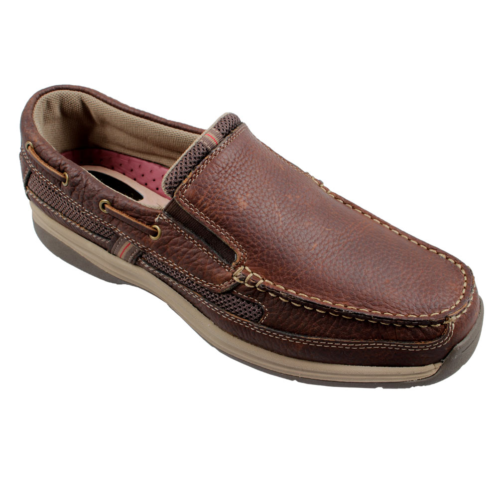 SLATTERS SPLICE SLIP ON BOAT SHOE