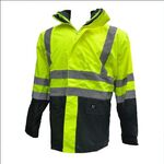 RAINBIRD UTILITY RAIN JACKET-rain wear-KINGSIZE BIG & TALL
