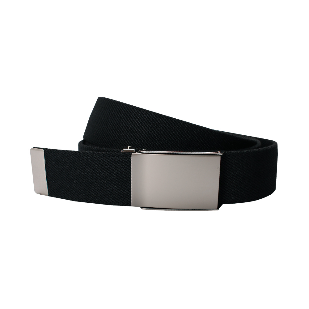 BUCKLE RUSS 34MM STRETCH WEBBING BELT