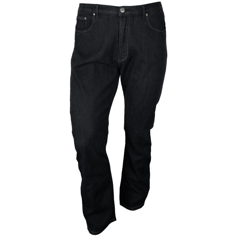 CHISEL BLACK STRETCH TALL JEAN - CHISEL S16 : EXTRA LONG MENS ...
