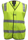 PRIME MOVER HIGH-VIS VEST-workwear-KINGSIZE BIG & TALL