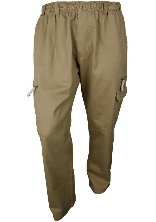 Bronco Stretch Cargo Trouser Bronco Bsr Large Size Mens Casual Trousers