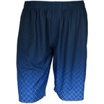 BRONCO CROSSHATCH E/W BOARDSHORT-swimwear-KINGSIZE BIG & TALL