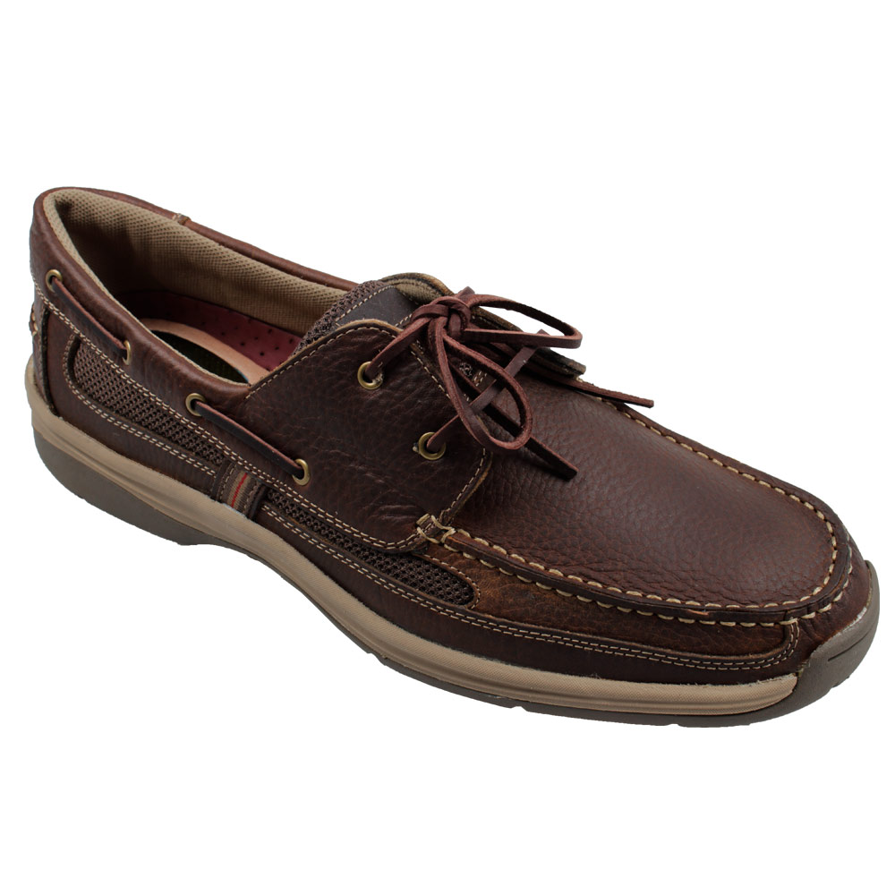 SLATTERS SHACKLE BOAT SHOE