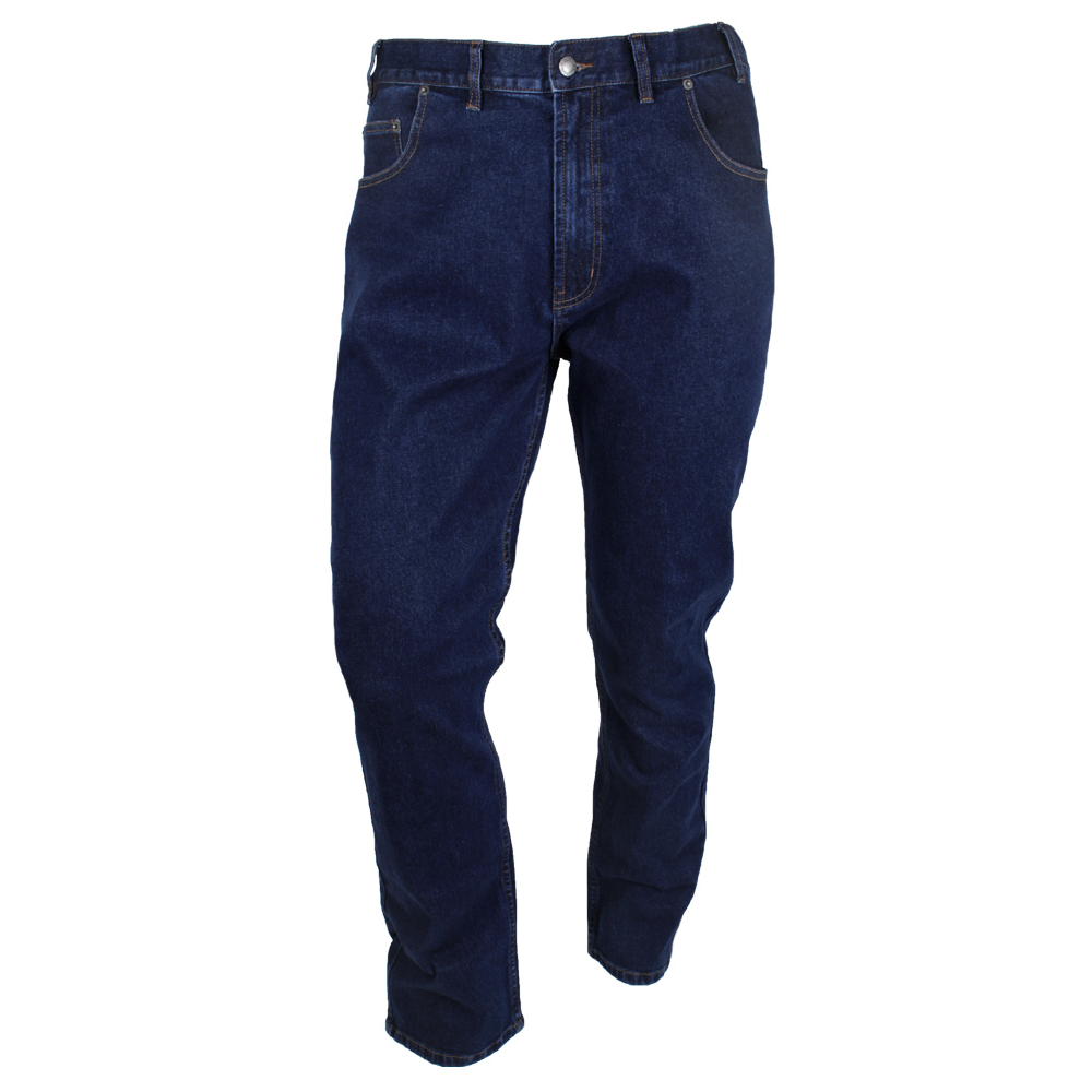 BIG SIZE MENS JEANS WORKLAND STRETCH
