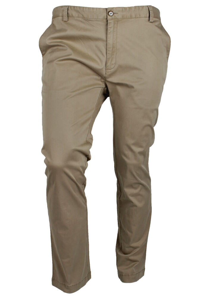 Bob Spears Stretch Chino Trouser Large Size Mens Casual