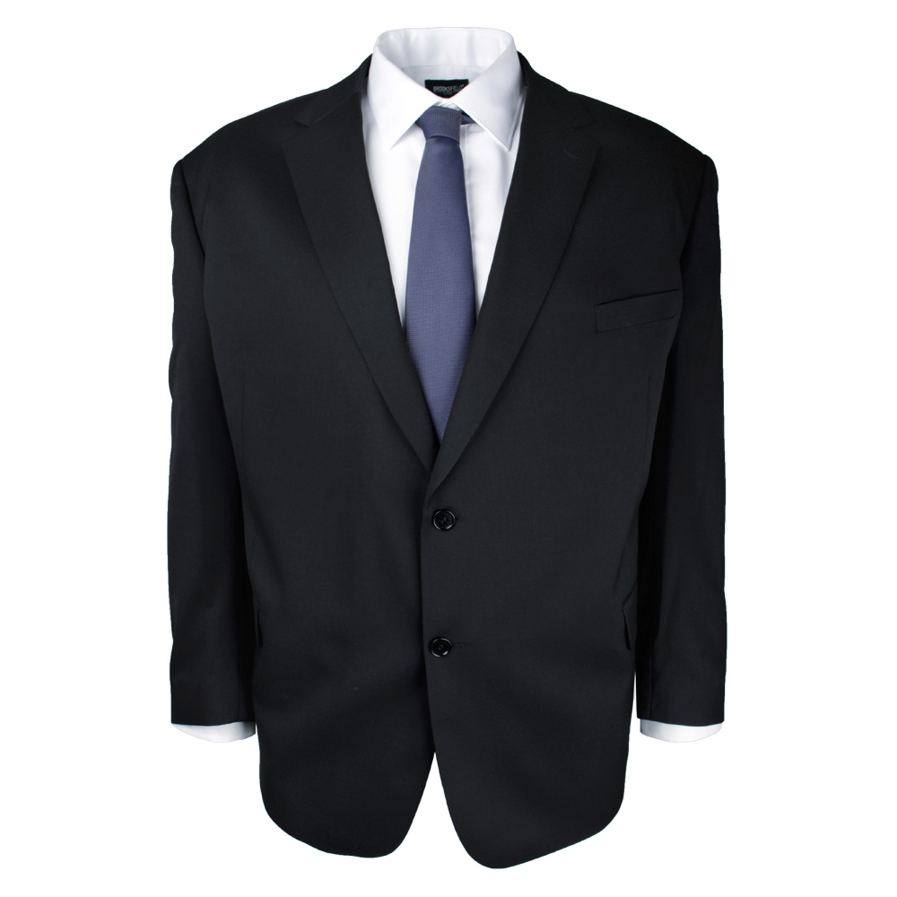 FLAIR BLACK TWILL SUIT