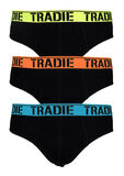 TRADIE 3 PACK HIPSTER BRIEF-underwear-KINGSIZE BIG & TALL