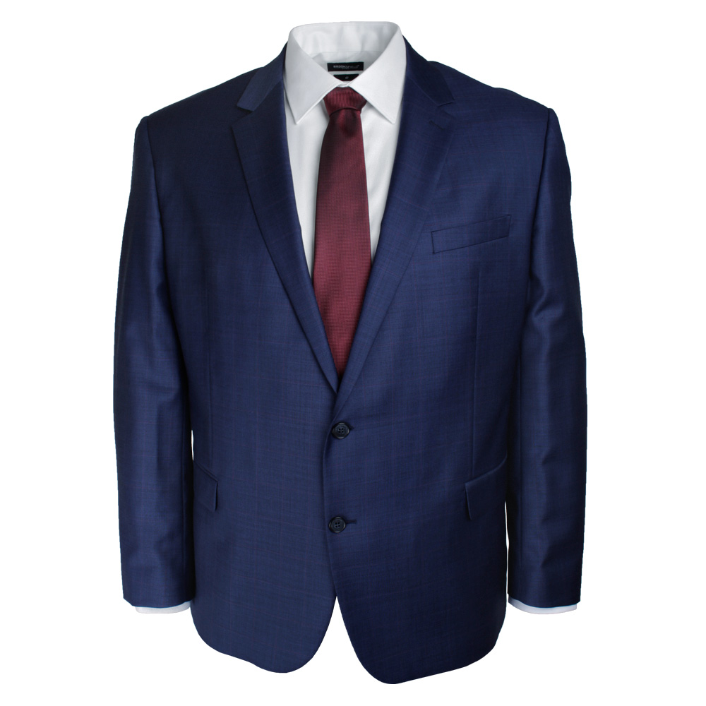 DANIEL HECHTER CHECK SUIT