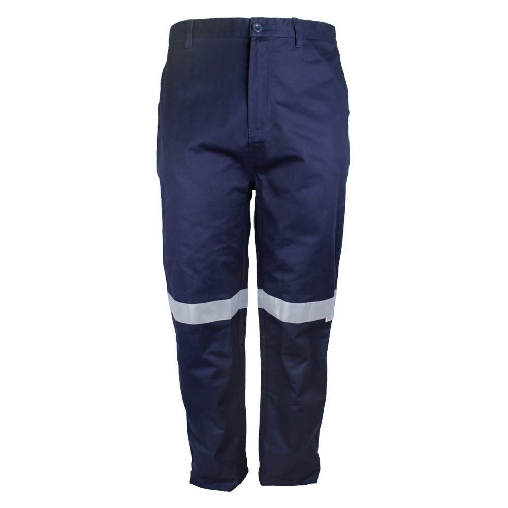 53c5aa5e47c PRIME DRILL TROUSER WITH REFLECTIVE TAPE - BIG SIZE MENS TROUSERS EXTRA  LARGE TROUSERS PLUS SIZE PANTS - PRIME MOVER BSR