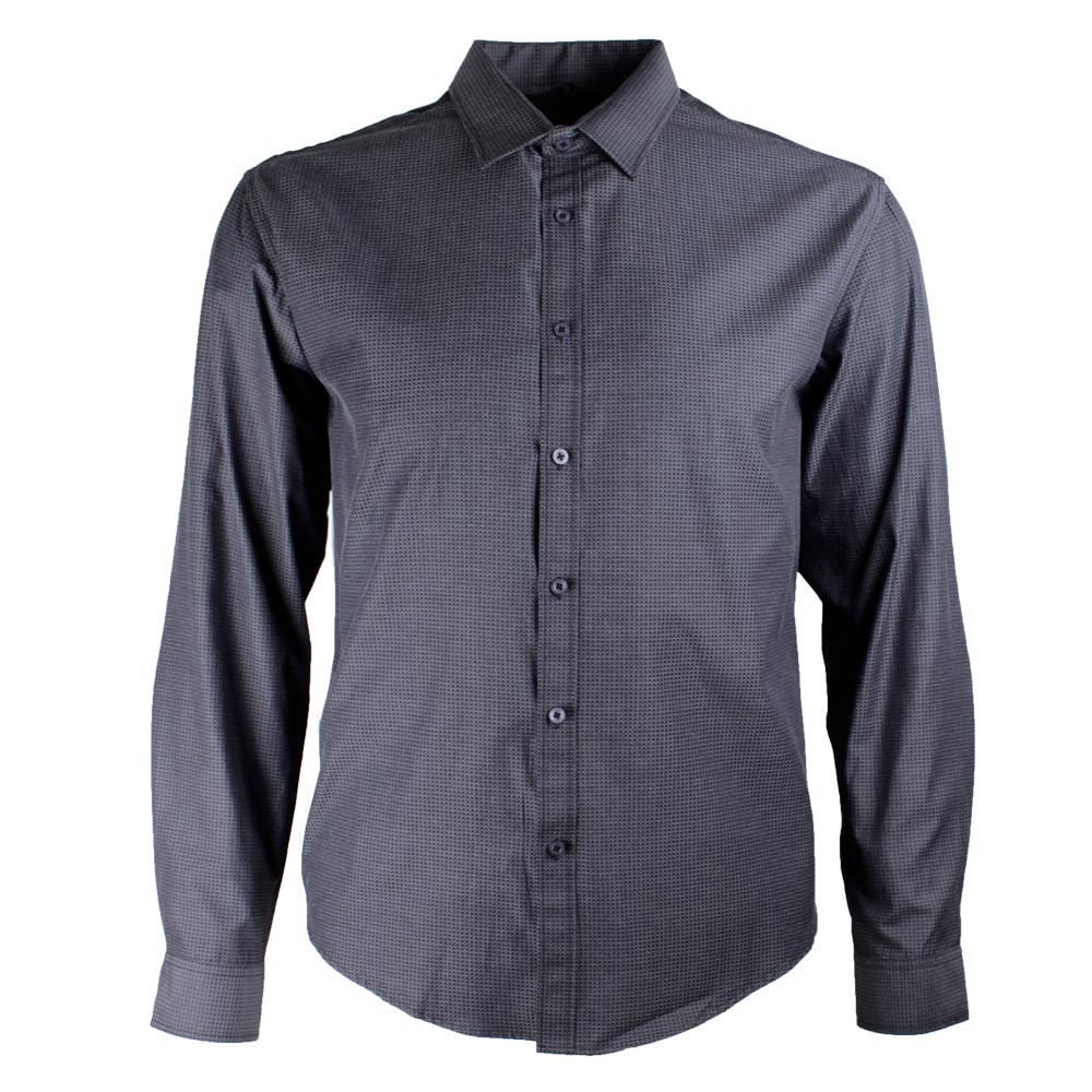 MAURIO TEX SQUARE L/S SHIRT