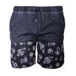 COAST FLORAL BATHER SHORTS -shorts-KINGSIZE BIG & TALL