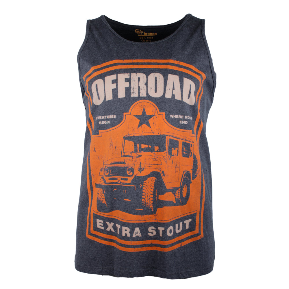 BRONCO OFFROAD TANK TOP