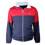 NAUTICA HERITAGE BOMBER JACKET-jackets-KINGSIZE BIG & TALL