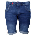 DUKE DENIM SHORT-shorts-KINGSIZE BIG & TALL